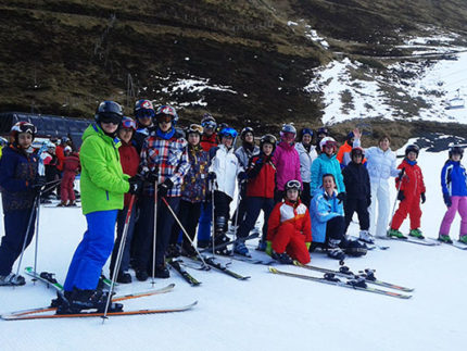 Imagen de la noticia Viaje de esquí al Pirineo catalán
