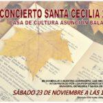 Imagen de la noticia Concierto de Santa Cecilia. Homenaje a Luis Miguel García