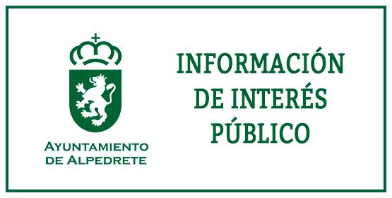 Imagen de la noticia Información de Interés Público