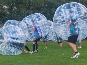 Imagen de la noticia Fútbol Bubble