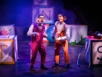 Imagen de la noticia Teatro: «Ratones»