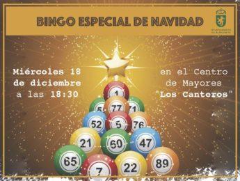 Imagen de la noticia Bingo especial de Navidad para mayores