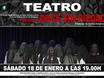 Imagen de la noticia Teatro «Doce sin piedad»