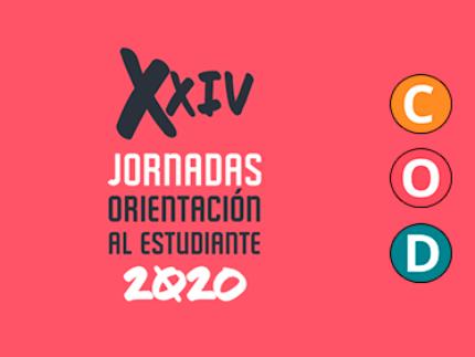 Logo Jornadas de orientación al estudiante 2020