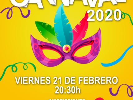 """Imagen de la noticia Cena de carnaval en el Centro de Mayores """"Los Canteros"""""""