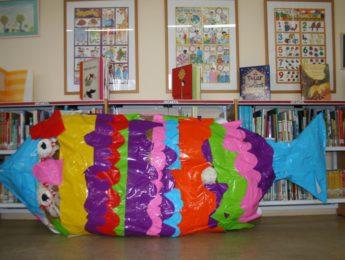 Imagen de la noticia Taller de carnaval en la biblioteca