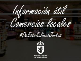 Imagen de la noticia Información útil sobre comercios locales