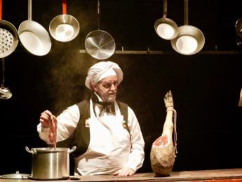 Imagen de la noticia Suspendido el Festival Teatralia 2020: «Rossini en la cocina»