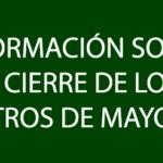 Imagen de la noticia Cierre de los Centros de Mayores de Alpedrete