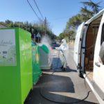 Imagen de la noticia El Ayuntamiento de Alpedrete intensifica las labores de limpieza y desinfección