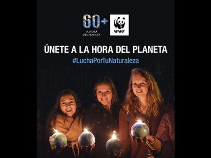 Imagen de la noticia Alpedrete se suma a la Hora del Planeta