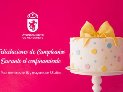 Imagen de la noticia ¡Feliz cumpleaños, alpedreteños!