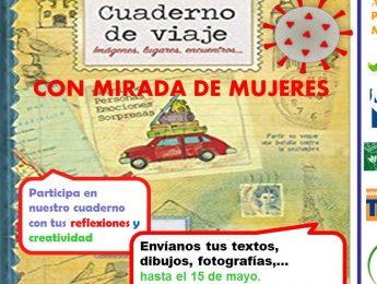 """Imagen de la noticia Anímate a formar parte de nuestro """"Cuaderno de viaje con mirada de mujer"""""""