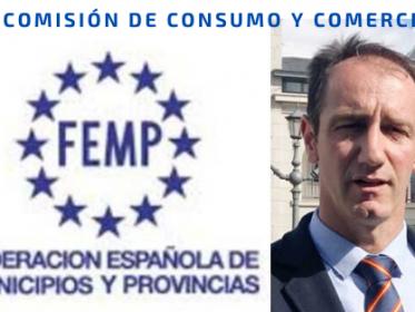 Imagen de la noticia El Alcalde de Alpedrete miembro de la Comisión de Consumo y Comercio de la FEMP