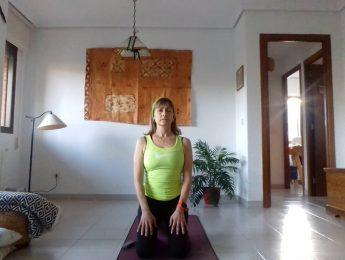 Imagen de la noticia Clase de reeducación postural y conciencia corporal con Luisa
