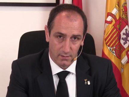 Alcalde de Alpedrete en Comparecencia telemática