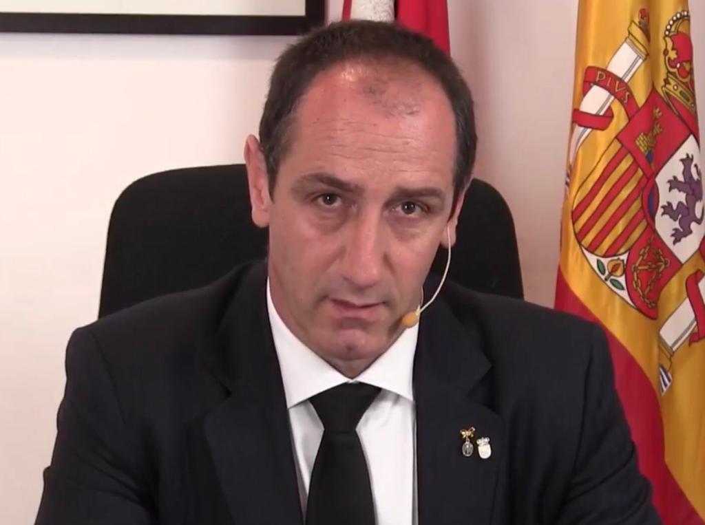 Imagen de la noticia El alcalde de Alpedrete comparece para informar a los vecinos sobre la situación por COVID19 en el municipio