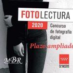 Ampliación plazo fotolectura 2020