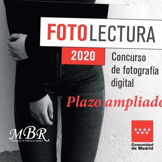 """Imagen de la noticia Nuevos plazos de presentación concurso """"Fotolectura 2020: Hazte un bookface"""""""