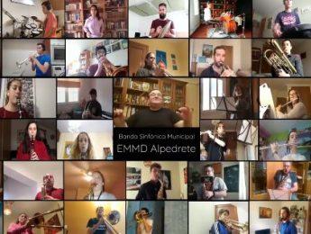 Imagen de la noticia La Banda Sinfónica de la EMMD de Alpedrete homenajea a Santa Quiteria