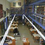 apertura de la biblioteca municipal