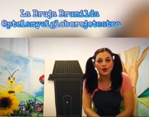 La Bruja Brunilda por PT Clan Teatro