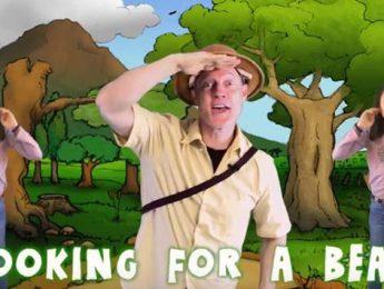 Imagen de la noticia Cuentacuentos en inglés «Looking for a Bear Song»