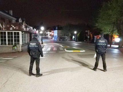 Imagen de la noticia La Policía Local de Alpedrete recuerda las medidas sobre desplazamientos