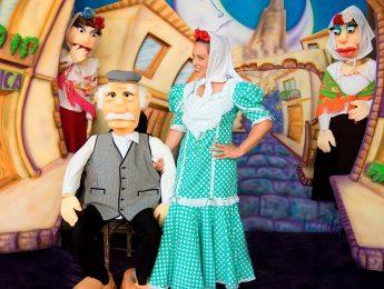 Imagen de la noticia Zarzuela para niños «Zarzuguiñol»