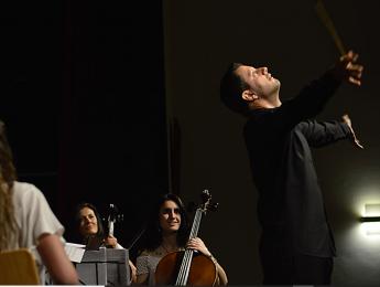 Imagen de la noticia Festival fin de curso Orquesta