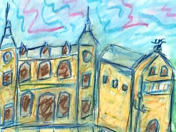 Imagen de la noticia Exposición fin de curso con trabajos de los alumnos del Taller de Pintura