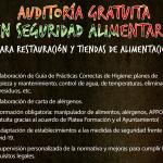 Imagen de la noticia Auditoria gratuita en seguridad alimentaria para hosteleros y tiendas de alimentación