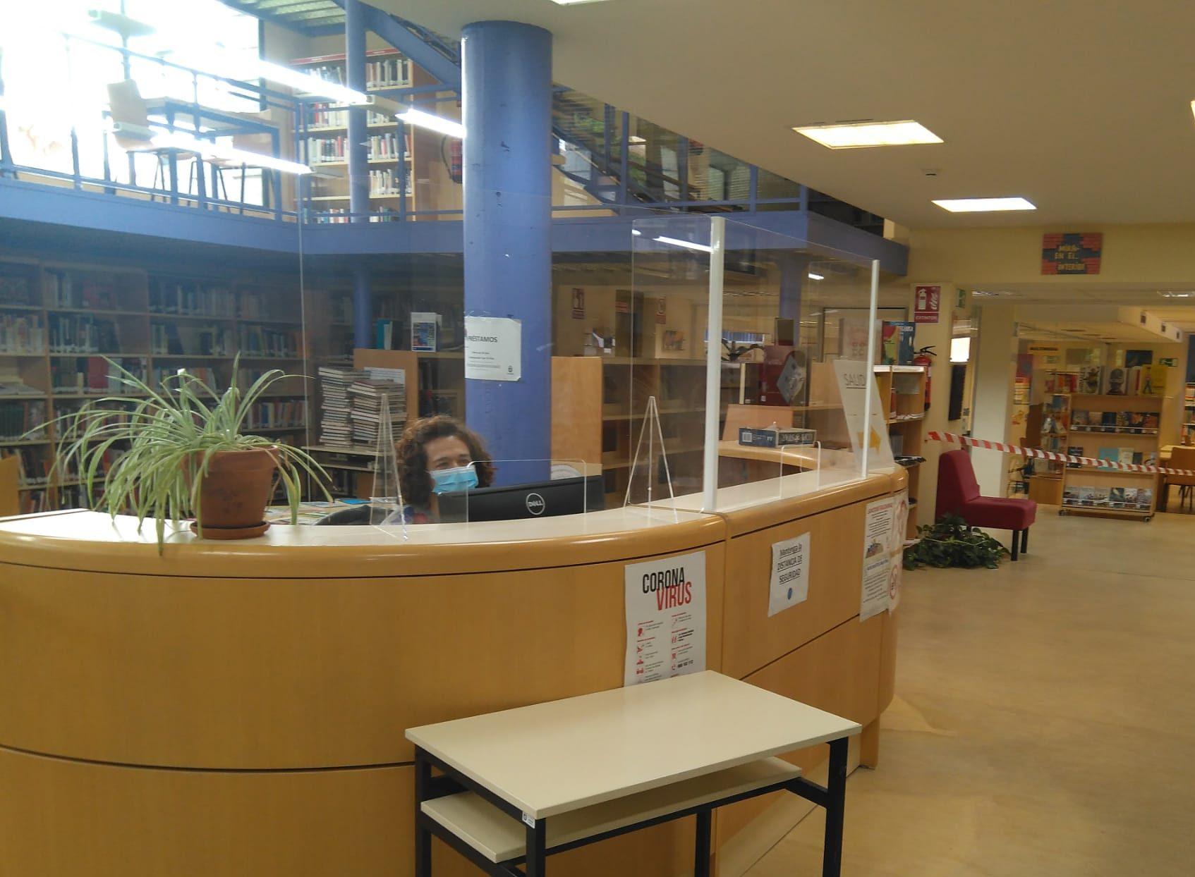 Imagen de la noticia Nuevo horario y uso de la Biblioteca Municipal