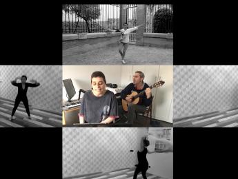 Imagen de la noticia Fin de curso de danza y música y movimiento en la EMMD