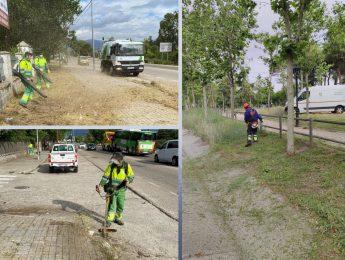 Imagen de la noticia El Ayuntamiento de Alpedrete comienza la campaña de desbroce para prevenir incendios