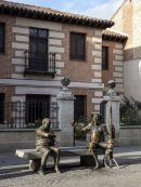 Imagen de la noticia Salida cultural virtual al Museo Casa Natal de Cervantes