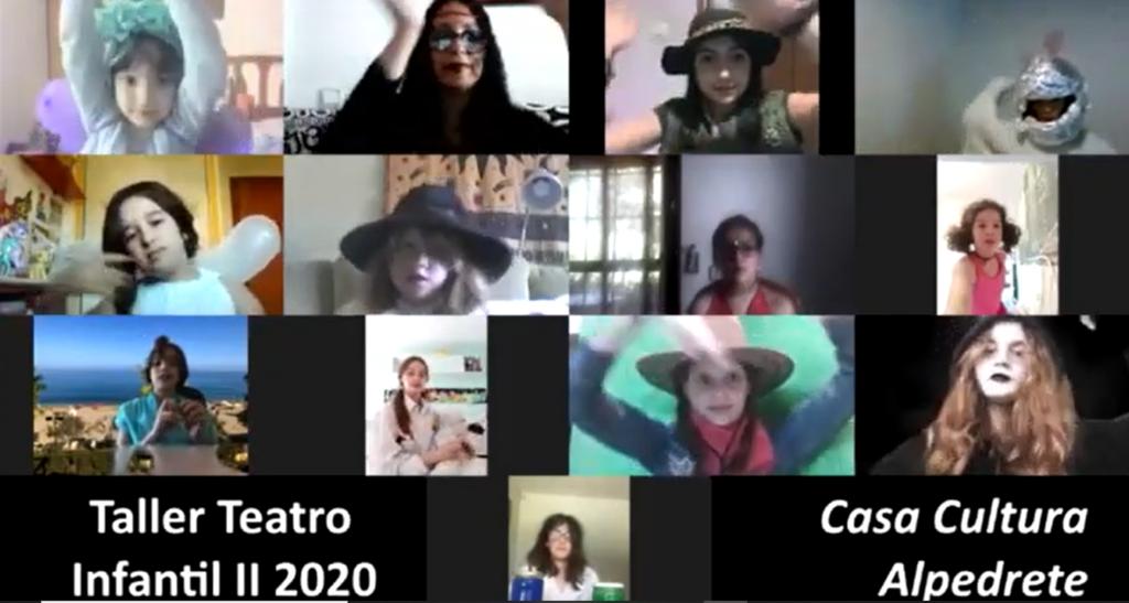 Fin de curso teatro