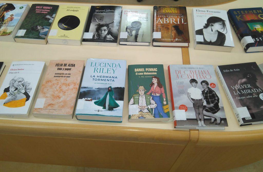 Novedades bibliográficas junio 2020