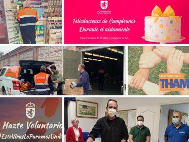 Imagen de la noticia El Ayuntamiento de Alpedrete se vuelca con los vecinos más vulnerables