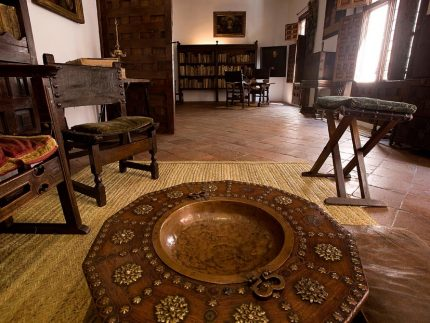 Estudio Casa Museo Lope de Vega