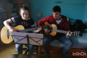 Fin de curso guitarra 2019/2020