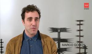 Marco Godoy Autor de la Distancia que nos Separa