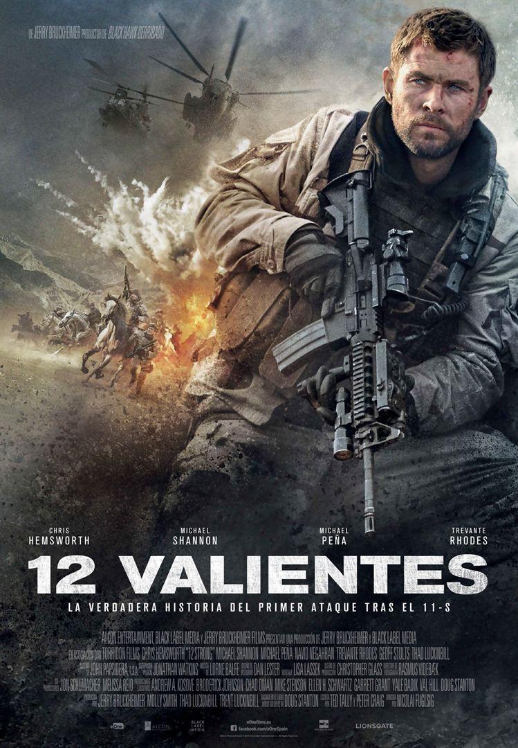 Imagen de la noticia Autocine de verano «12 Valientes»