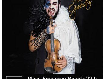 """Imagen de la noticia """"Mundos Opuestos"""" STRAD, «El violinista rebelde»"""