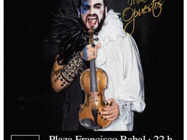 Imagen de la noticia Strad, el violinista rebelde «Mundo Opuestos»