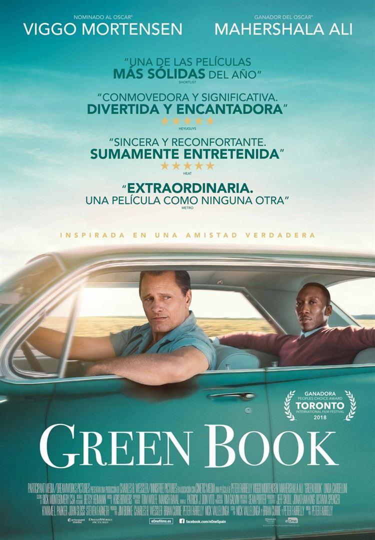 Imagen de la noticia Autocine de verano «Green Book»