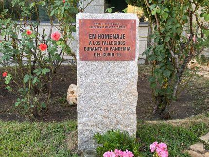 Imagen de la noticia Homenaje a las víctimas del Covid-19 en Alpedrete
