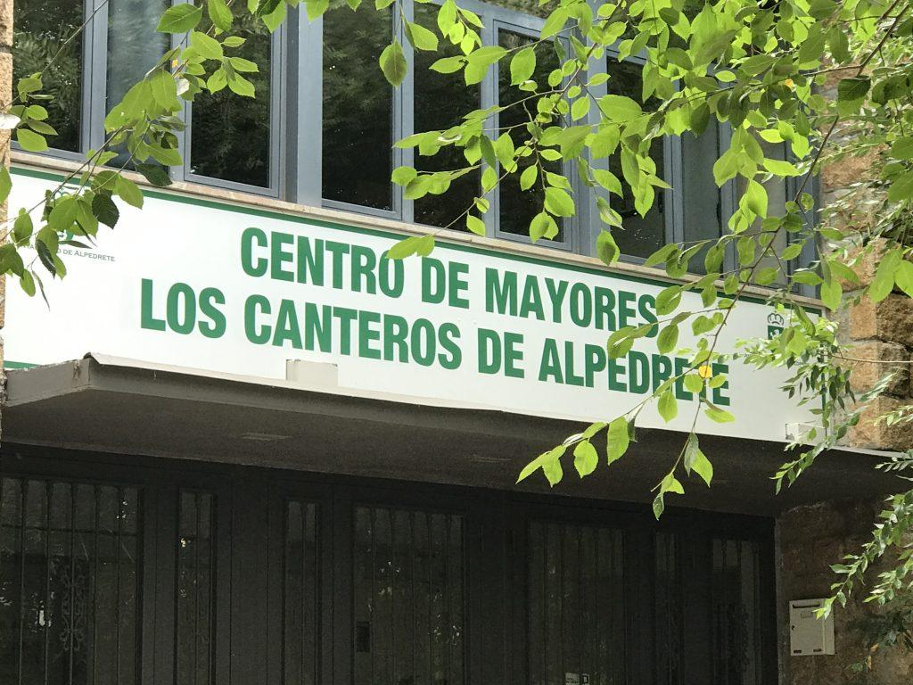 centro de mayores los Canteros
