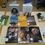 Novedades biblioteca Julio