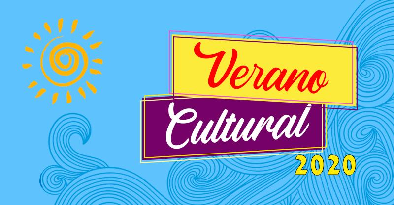 Cartel verano cultural